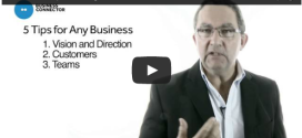 5 Business Tips with Hugh