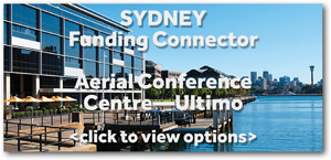 Funding & Grants Connector Sydney