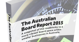 The Australian Board Report 2015